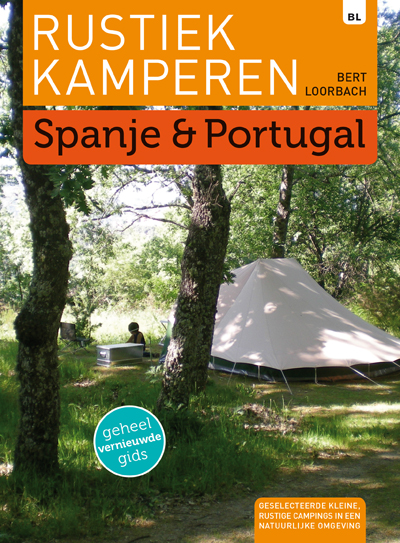 Rustiek kamperen COVER SpanjePortugal